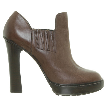 Marni Ankle boot in dark brown