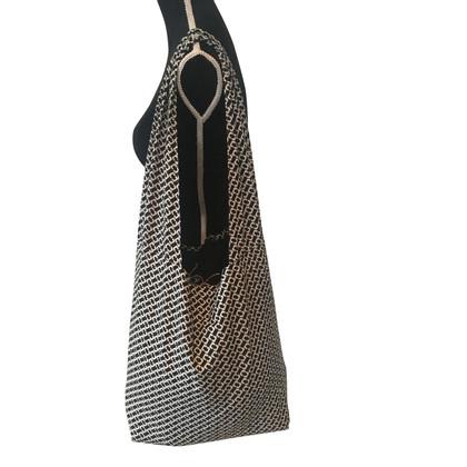 Diane von Furstenberg Shoulder bag in black and white