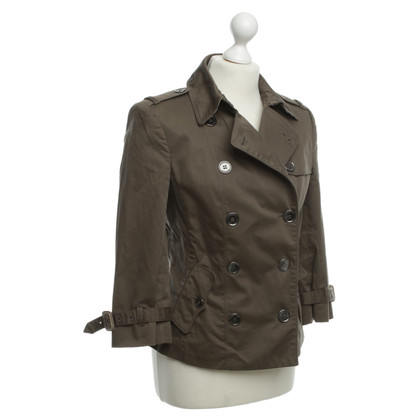 Burberry Short jacket in olive