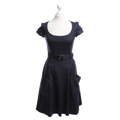 Prada Dress in navy blue