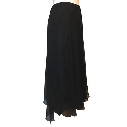 Alessandro Dell'Acqua Silk Skirt