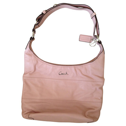 Coach Shoulder bag in pink