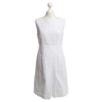 Diane von Furstenberg Hole lace sheath dress