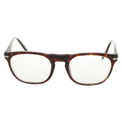 Persol Glasses with tortoiseshell pattern