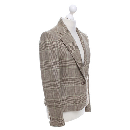 Ralph Lauren Blazers with check pattern