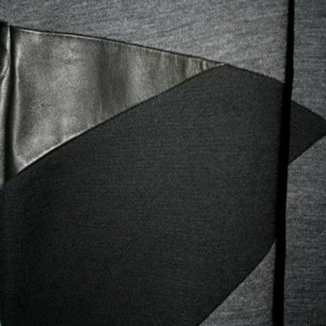 Grau Grau Maje Kleid Grau Maje Kleid Kleid Maje 0Zwwqa5