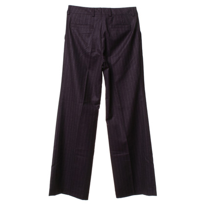 Loro Piana Pinstripe wool trousers