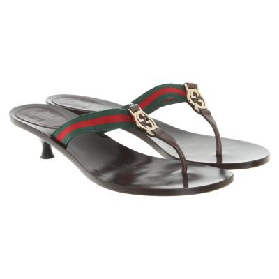 best sneakers ea0f6 8cce1 Gucci Sandali (bassi) di seconda mano: shop online di Gucci ...