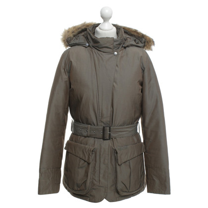 Woolrich Down parka with real fur