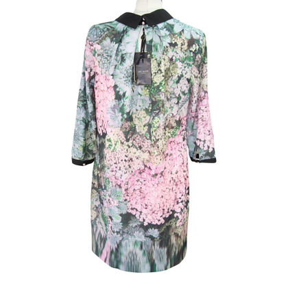 Ted Baker Dress with pattern