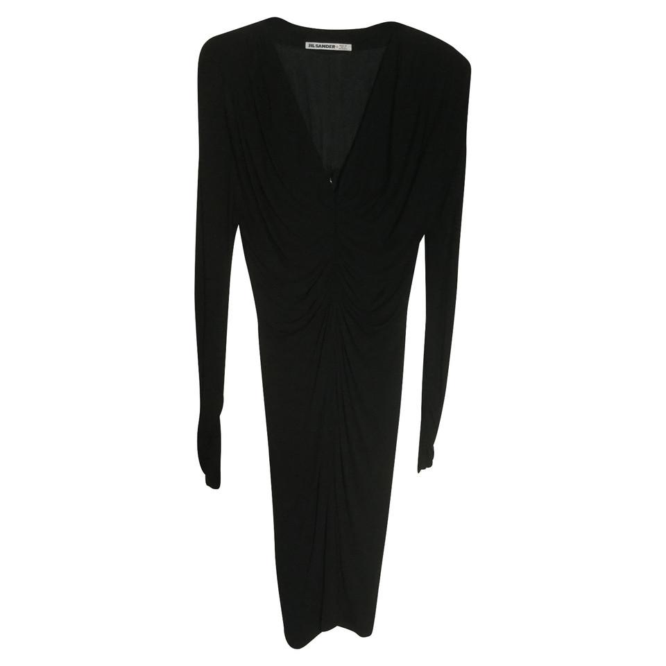 Jil Sander vestito nero