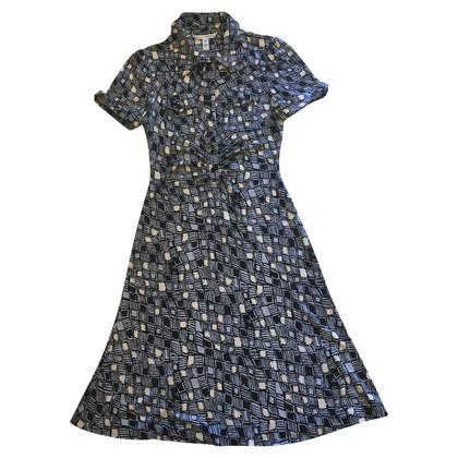 Diane von Furstenberg Jerseykleid aus Seide