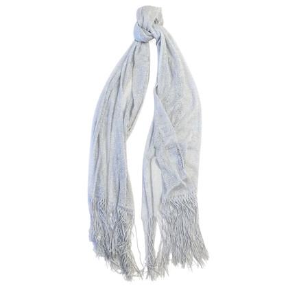 DKNY mesh scarf