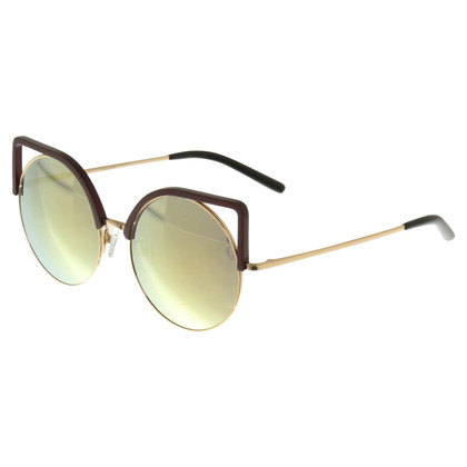 Matthew Williamson Sonnenbrille in Cateye-Form