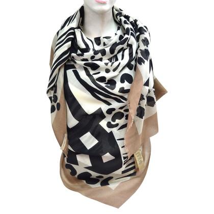 Burberry Cashmere / silk scarf