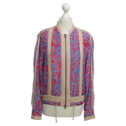 See by Chloé Bomber jacket with pattern