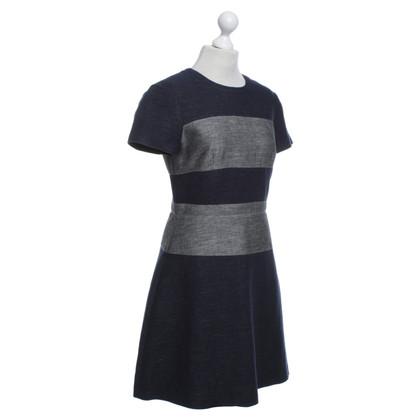 BCBG Max Azria Kleid mit Streifenmuster