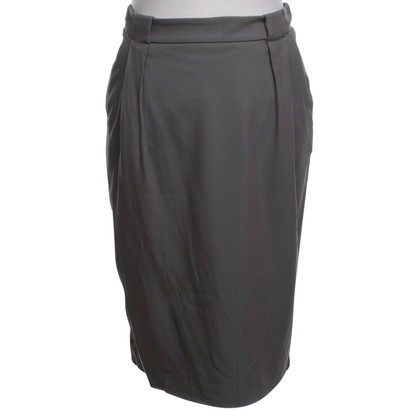 Max Mara Gray skirt