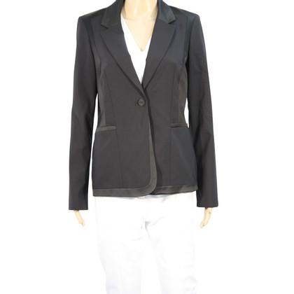 L.K. Bennett giacca di lana in nero