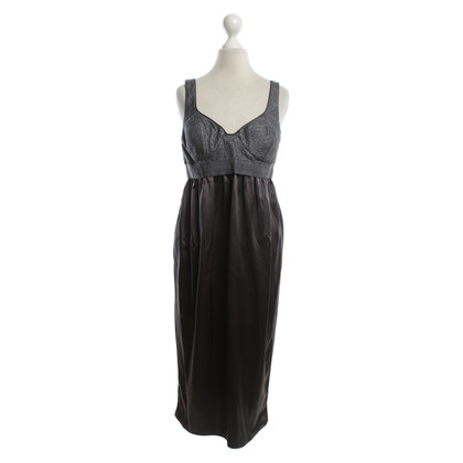 Proenza Schouler Fitted dress in grey
