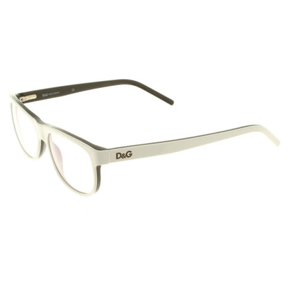 Dolce & Gabbana Glasses in black and white