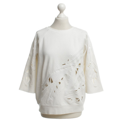 Iro Sweater with beaded embroidery