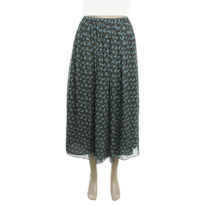 Philosophy di Alberta Ferretti skirt with floral pattern