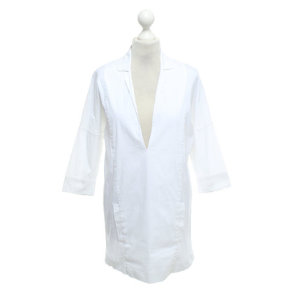 Michalsky Oversized blouse in white