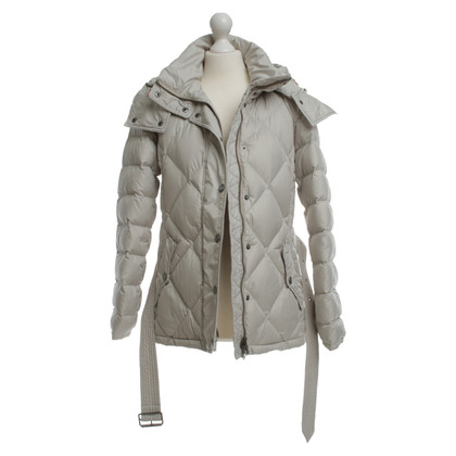 Burberry Down jacket in light grey