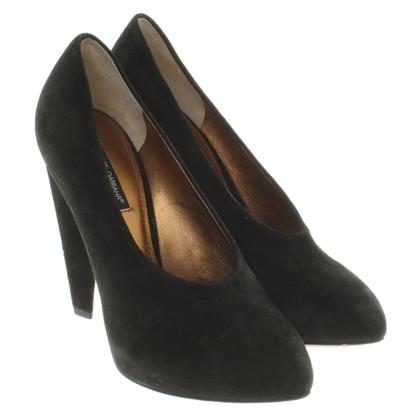 Dolce & Gabbana Suede pumps in black