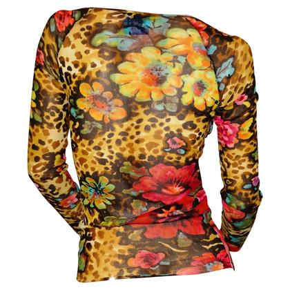 Kenzo Sweater met bloemenprint