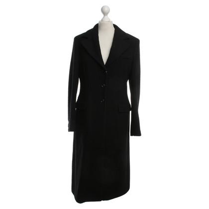 Versace Mantel mit Struktur