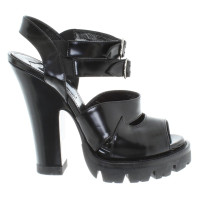 Prada Sandals of patent leather