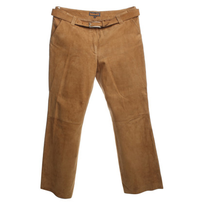 Timberland Light brown suede pants