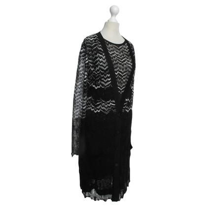 Missoni schede jurk