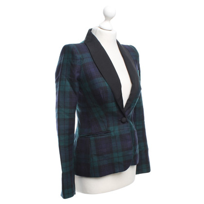 A.L.C. Wool blazer with pattern