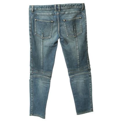 Balmain Jeans con le cuciture divisorie