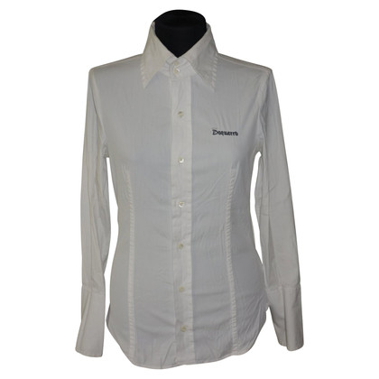 Dsquared2 Blouse with logos