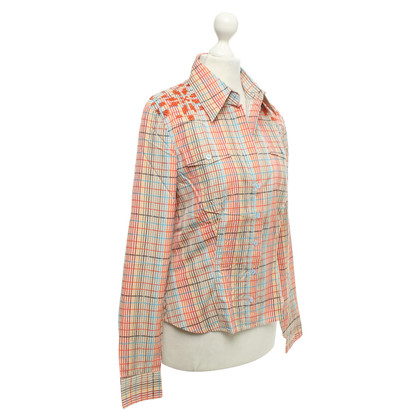 Escada Cowboy-look blouse