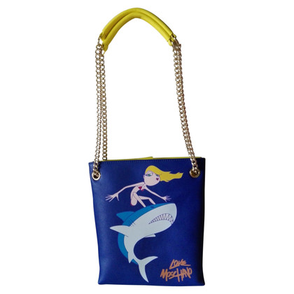 Moschino Love Bag in Royal Blue