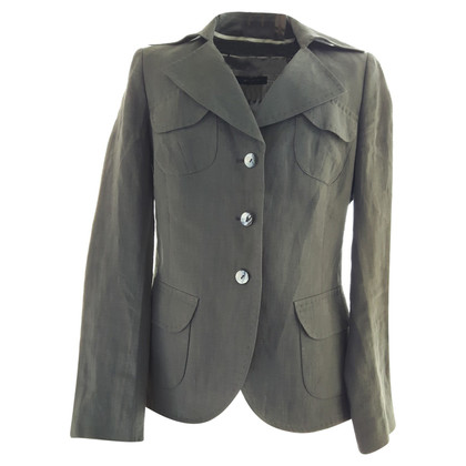 Windsor blazer di lino