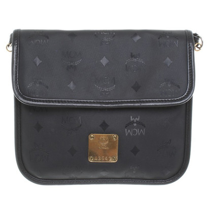 MCM Shoulder bag in black