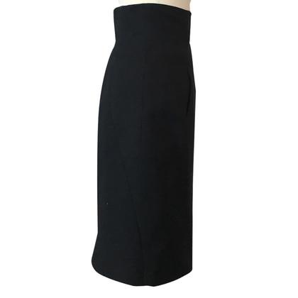 Jil Sander Worn pencil skirt