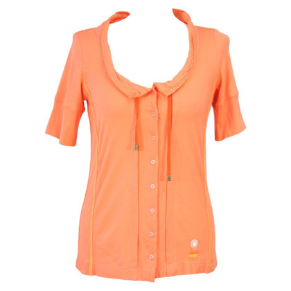 Marc Cain Color salmone Top