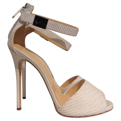Giuseppe Zanotti pumps with ankle straps