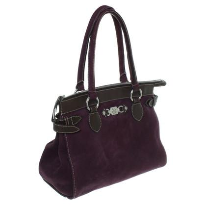 Bogner Handtasche in Violett