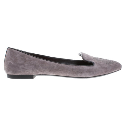 Kenzo Ballerinas in taupe
