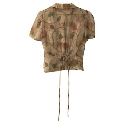Prada Prada blouse.