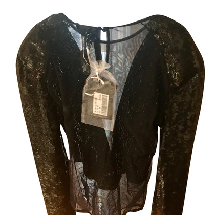 Elisabetta Franchi Bodysuit with sequins