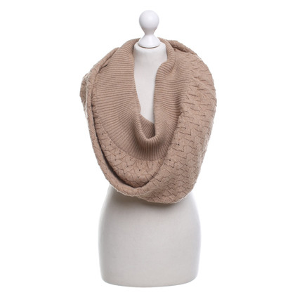 Chloé Tube scarf in beige
